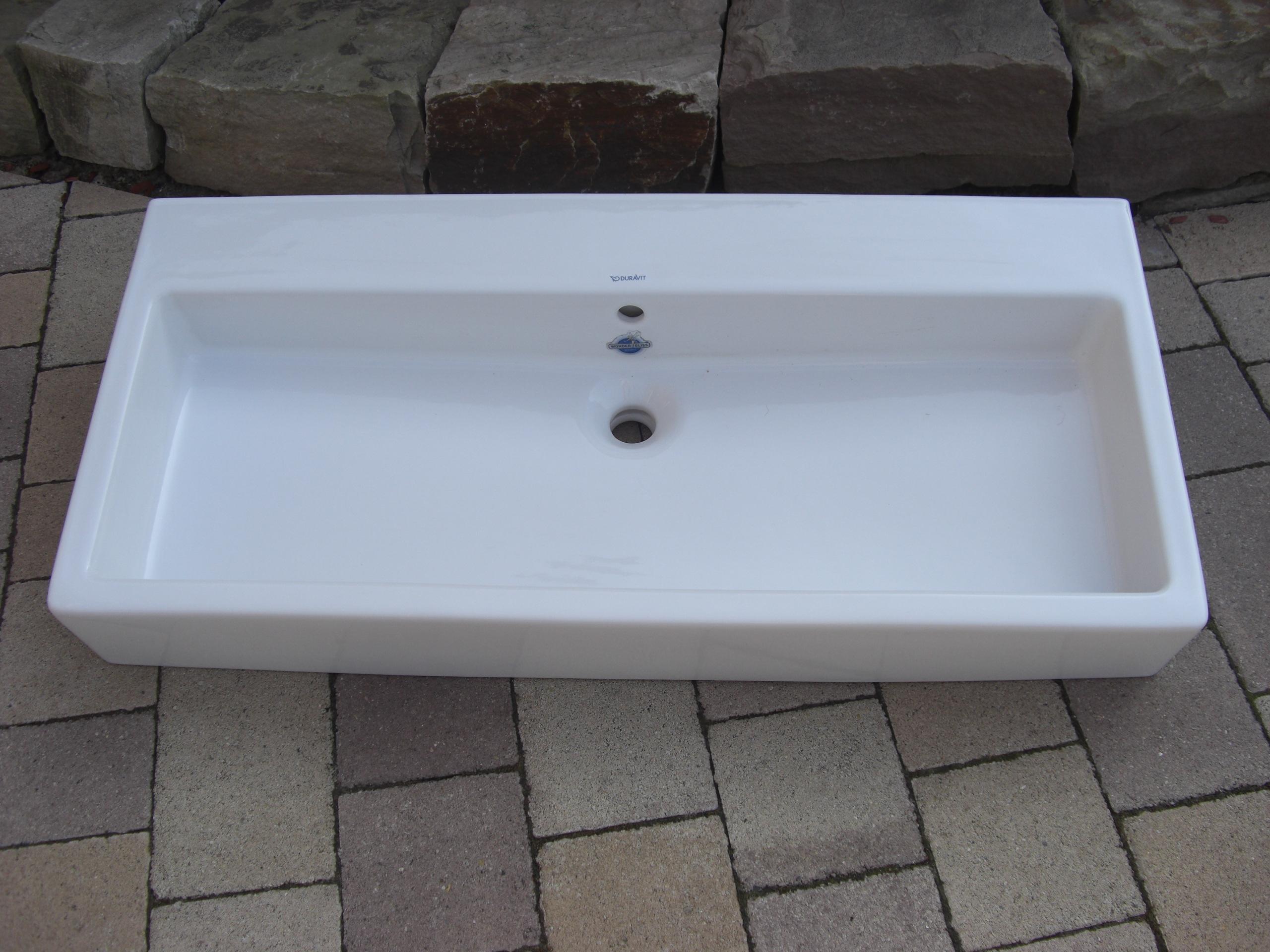 Waschbecken Duravit Duravit Waschtisch D Code 60 Cm Keramik Weiss
