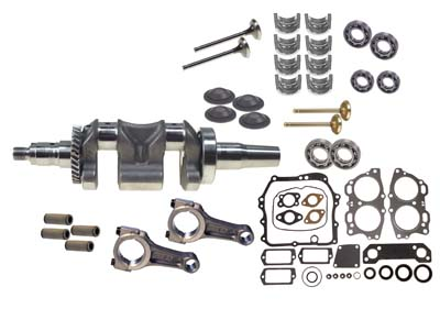 Engine Rebuild Kit MCI 350Cc 2003 & Up E-Z-GO