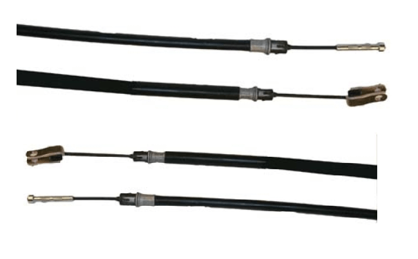Club Car Brake Cables Newer Style 2008 and UP Precedent