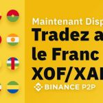 Binance Franc CFA