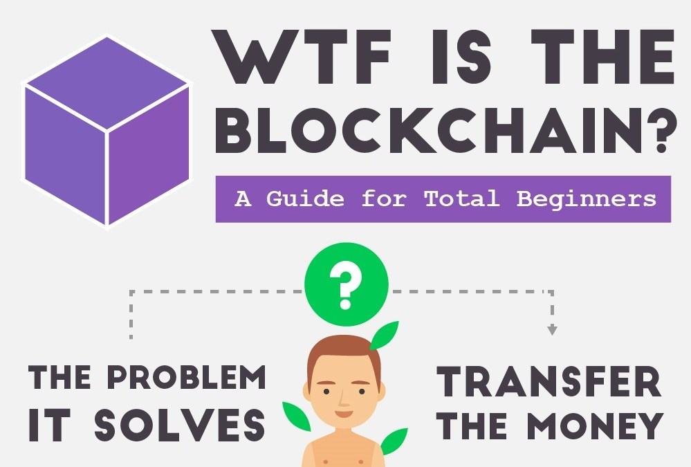 WTF is the Blockchain ?
