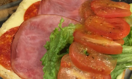 The Panger Italian-style Grinder Recipe