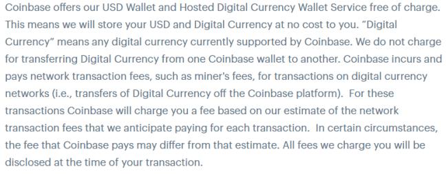 coinbase wallet services