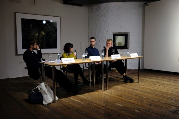 Panel Discussion Role Of Art Criticism Blockfrei
