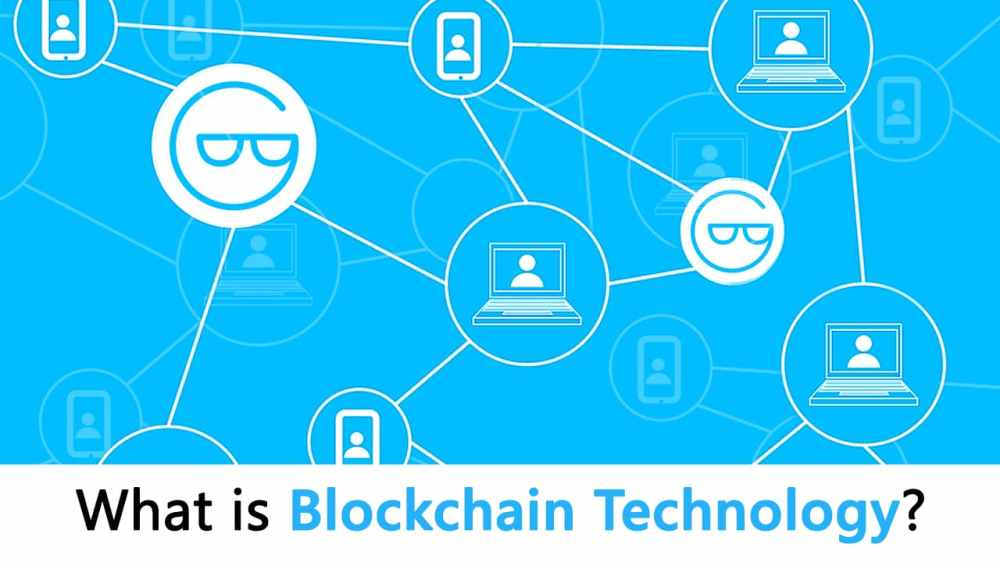medium resolution of was ist blockchain technologie