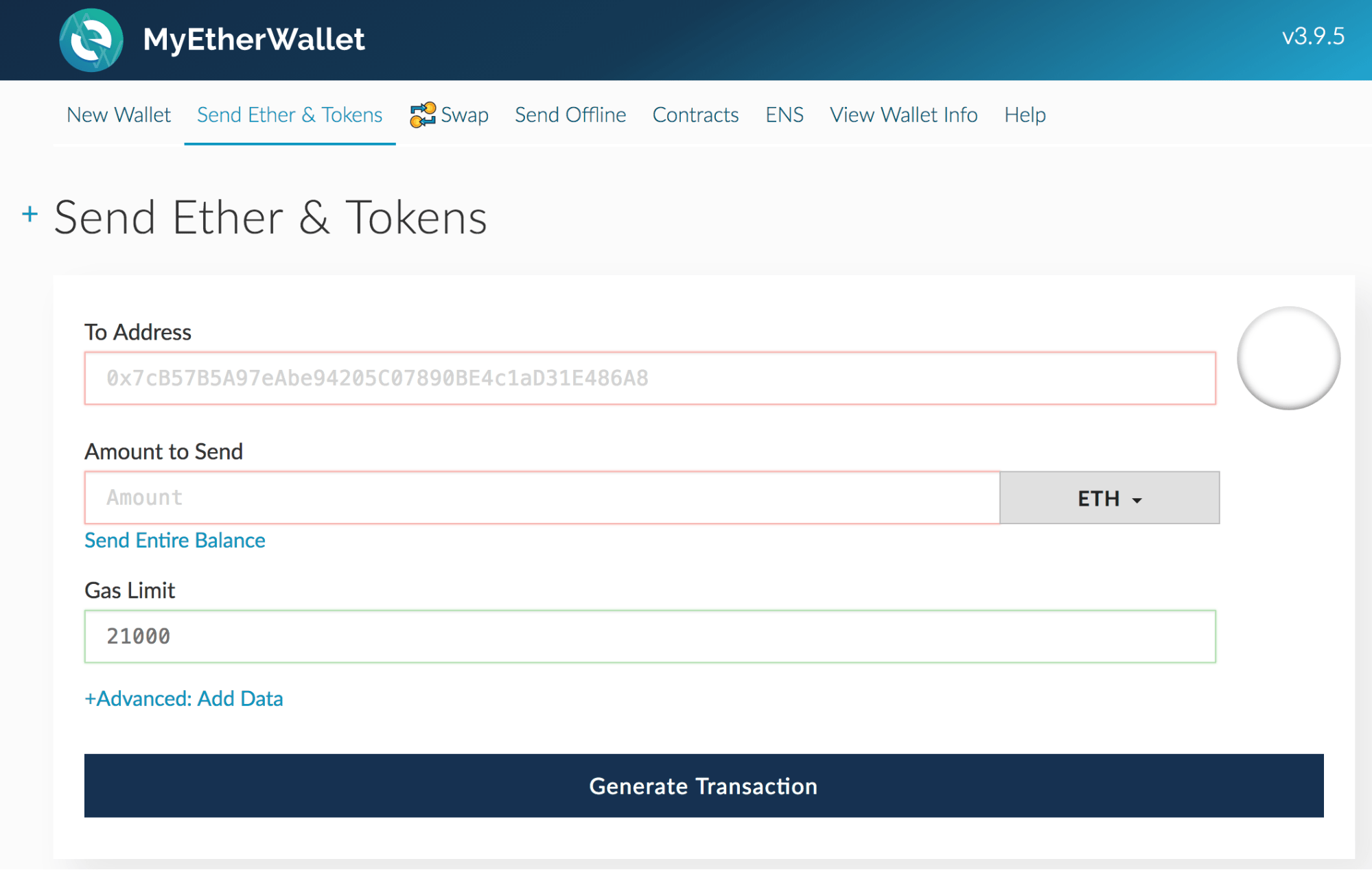 How To Setup An Ethereum Wallet And Buy A Custom Token - A Guide For  Coinbase