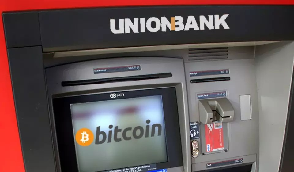 Union Bank sets up two-way Cryptocurrency ATM in the Philippines - Blockmanity