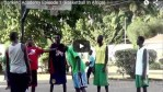 Basket ball in Africa with the Dankind Academy