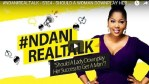 "Watch Toyosi Phillips, Ozzy Agu and Uzi Ukwendu Discuss ""Should A Woman Downplay Her Success To Keep A Man?"" On #NdaniRealTalk"