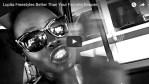 Lupita Nyong'o rapping!