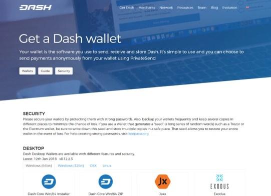 Dash Core