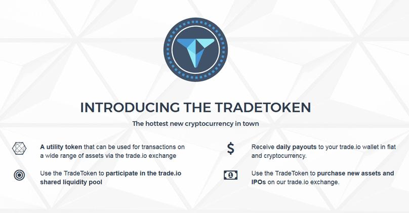 Trade.io Token