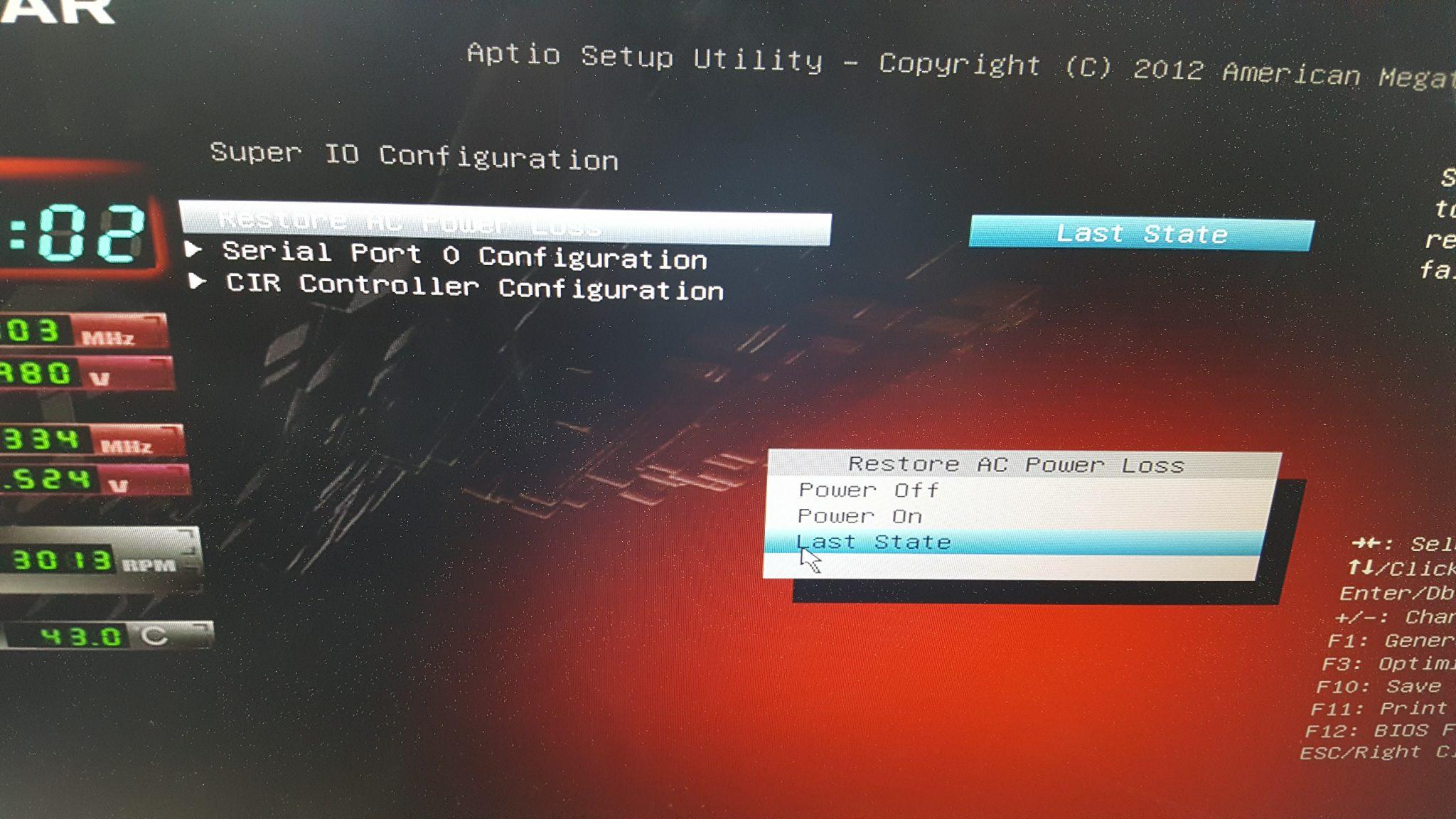 Configuring BIOS Settings for GPU Mining on Intel