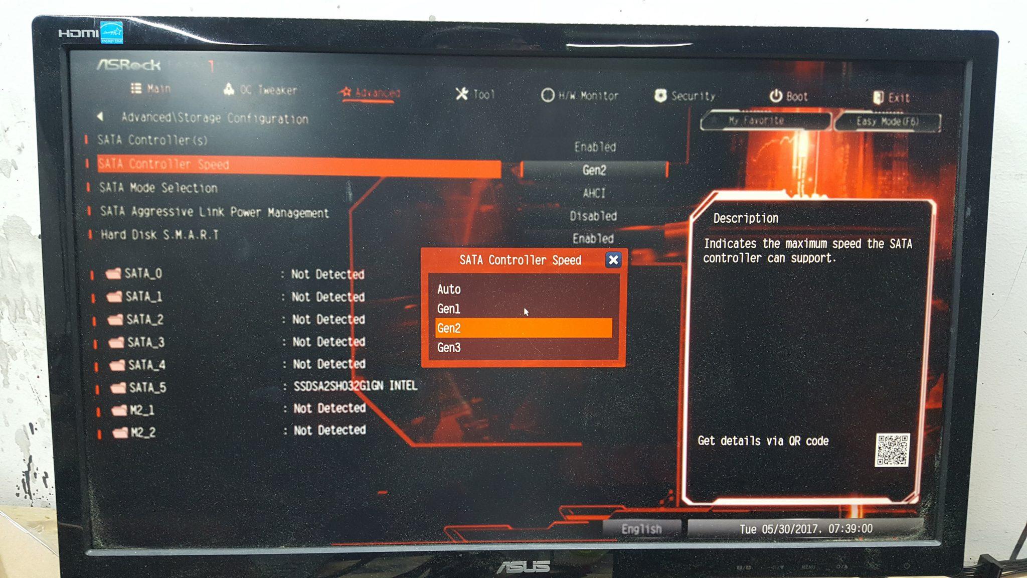 GPU Miner BIOS Settings for Asrock B250 Gaming K4 Motherboard