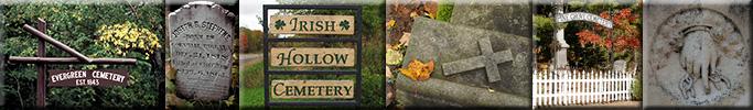 Historic cemeteries in Michigan's Copper Country