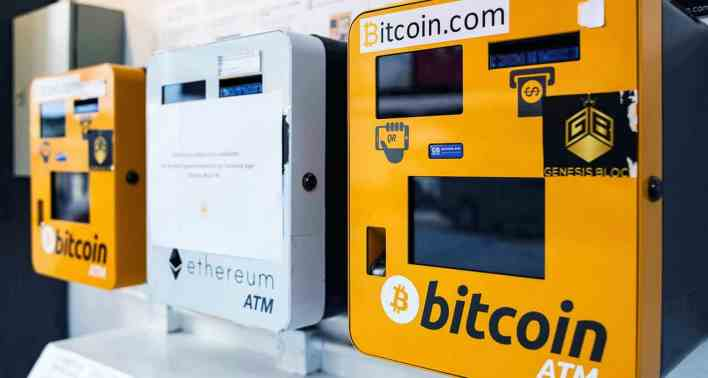 Bitcoin Installs 10 Bitcoin ATMs in Prague Subway