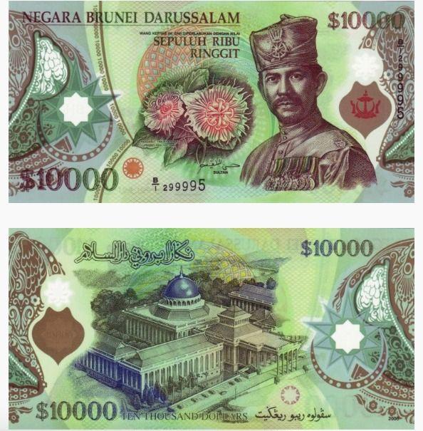 Sultan Hassanal Bolkiah Bitcoin
