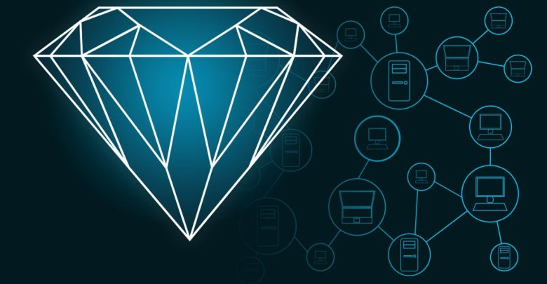 The Diamond Search Engine Leverages Blockchain to Halt Sale of Blood Diamonds