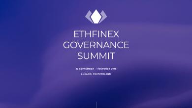 UTRUST Announced as Sponsor for the Ethfinex Governance Summit 2018