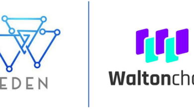 'Waltonchain and Edenchain's Partnership Will Open New Doors for Blockchain Technology' According to an Expert