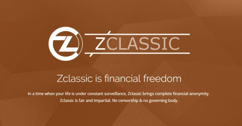 One Stop Shop for Everything - ZClassic (ZCL)