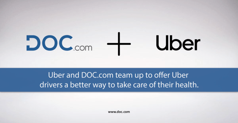 Photo of Docademic Partners With Uber to Leave David Gokhshtein Delighted