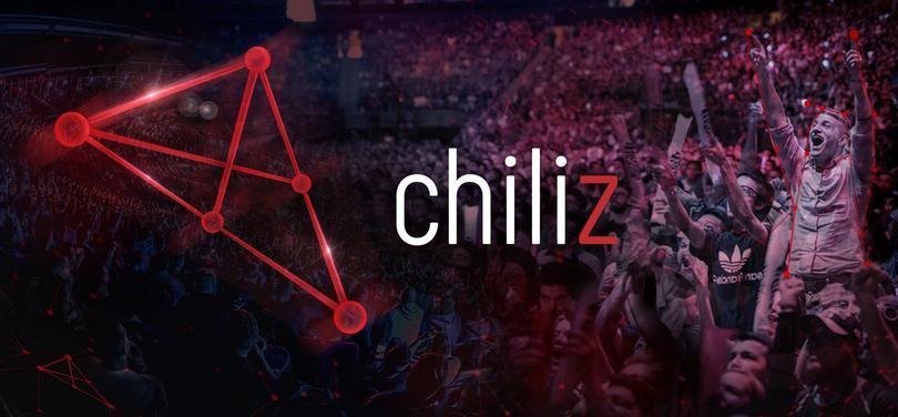 CHZ Chiliz coin