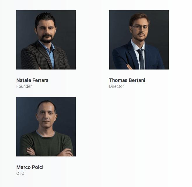 Eidoo's Team