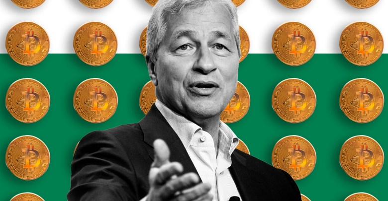 JPM Coin is an Attempt to Redefine the Ideology of Bitcoin & Cryptos, a Failed One