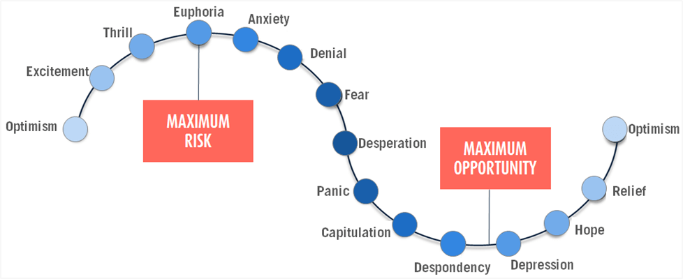 Bitcoin Investor Emotional Cycle
