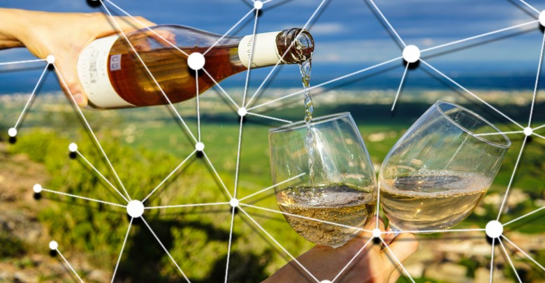 Wine Over Blockchain Tech Assisting the $400 Billion Industry