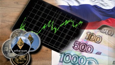 Despite Ruble Drop, Russia Considering to Legalize Crypto Trading