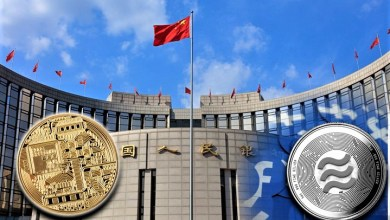 China Declared Crypto War Central Bank Threatened by Facebook's Libra