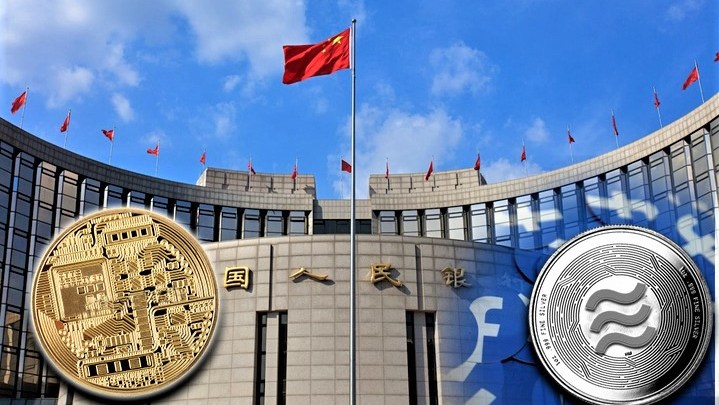 Photo of China Declared Crypto War: Central Bank Threatened by Facebook's Libra