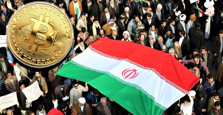 U.S. Preventing Iran's Access to Cryptos and Bitcoin Mining