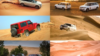 Best 8 Off Roading Vehicles for Dubai Desert Safari