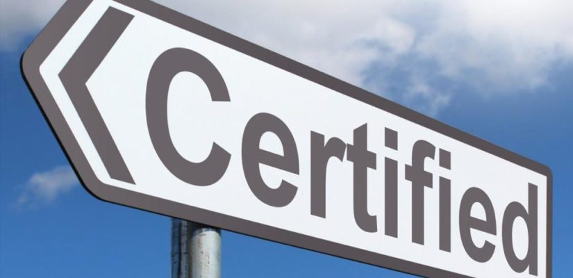 Certified by Nick Youngson CC BY-SA 3.0 Alpha Stock Images