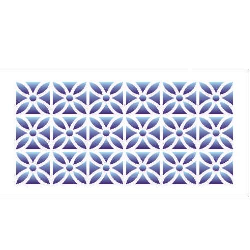 Stencil Opa 7x15