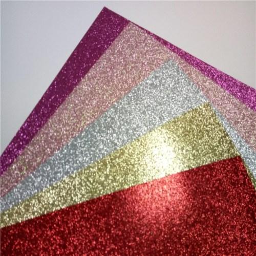 Cartolina Glitter