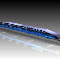 """Blocos FP 3D:  Correia Transportadora 30"""" 3D"""
