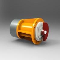 Blocos FP 3D:  Motovibrador
