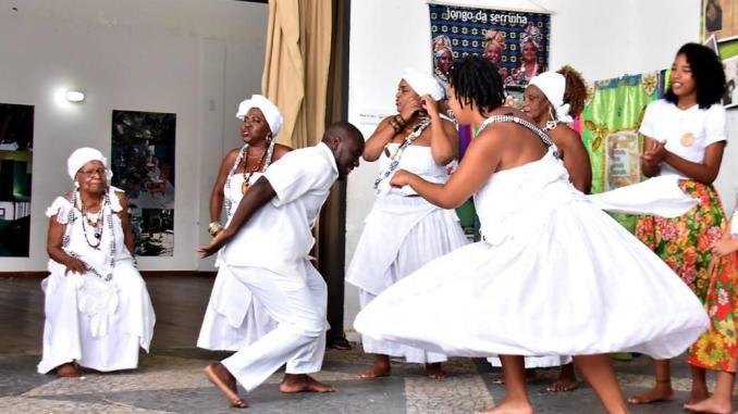 Jongo da Serrinha participa do Ciclo Percursos da Tradição, em diversas unidades do Sesc São Paulo