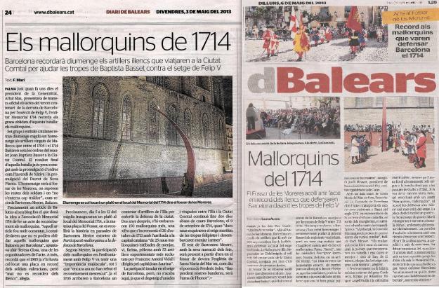 Herois de Mallorca, herois catalans...