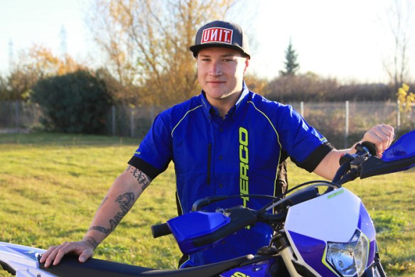 Matthew Phillips (Sherco)