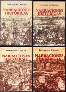 Caràtules dels quatre volums de l'obra