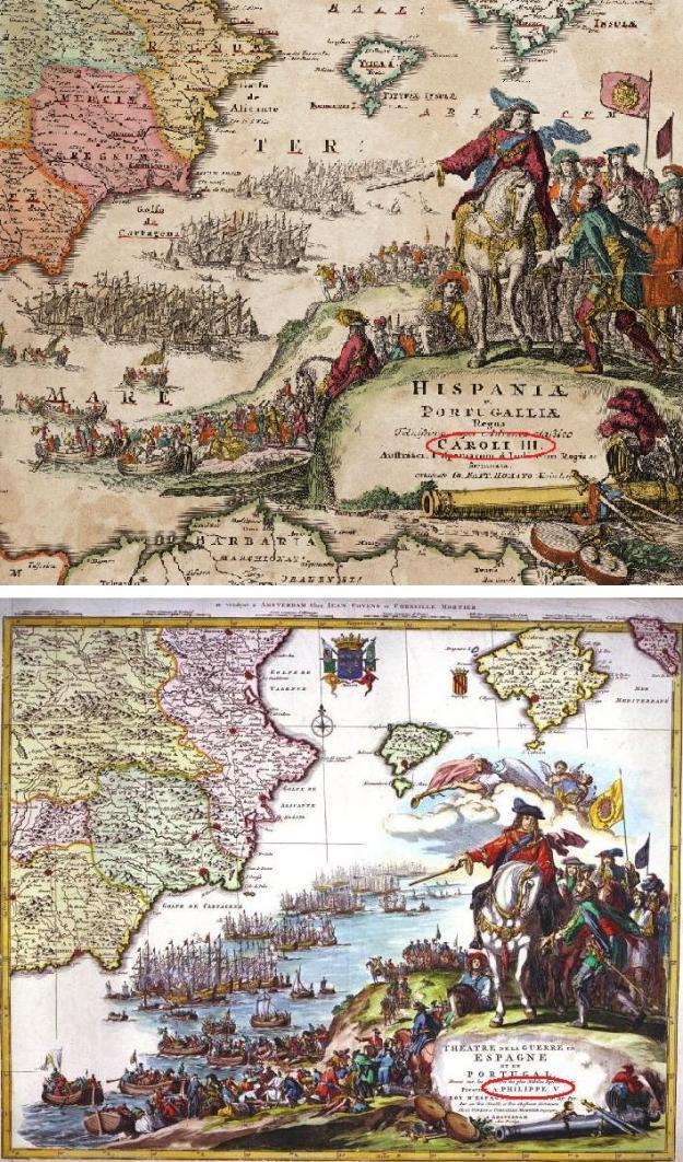 La submissió dels mapes