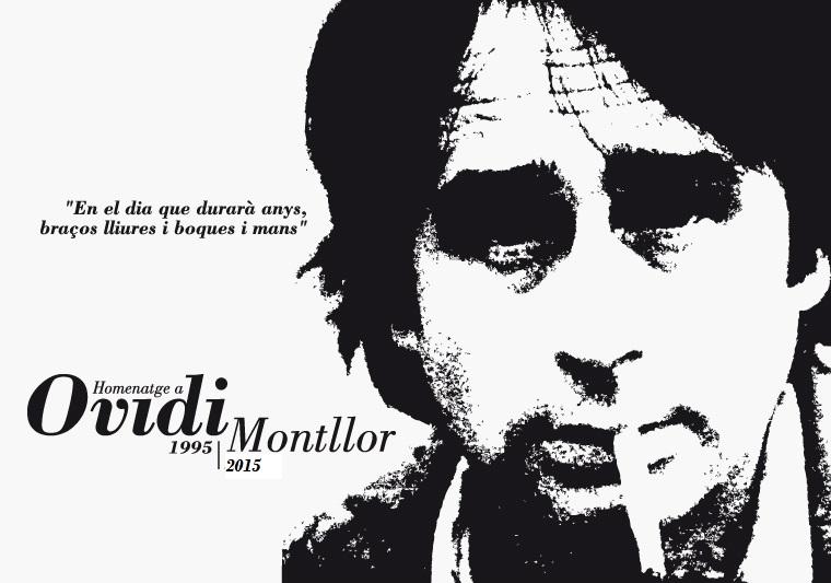 "Ovidi: ""Serà un dia que durarà anys"""