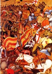 Batalla del Puig per Marçal de Sas (1410-1420).