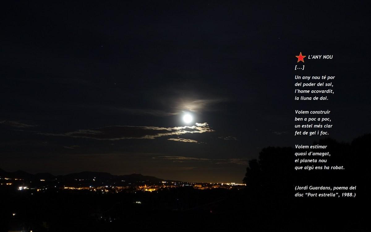 """""""Els anys no passen debades"""". Resum meteorològic del 2017 des del Camp de Túria."""