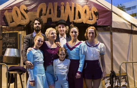 Los Galindos guanya el Premi Nacional de Cultura 2016